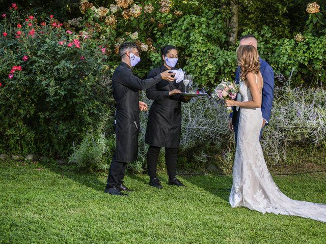 Il matrimonio di Oscar e Martina a Garlasco, Pavia 48