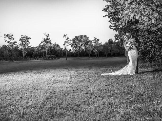 Il matrimonio di Oscar e Martina a Garlasco, Pavia 53