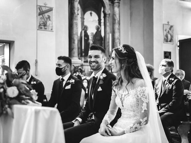 Il matrimonio di Nicola e Silvia a Ponzano Veneto, Treviso 15