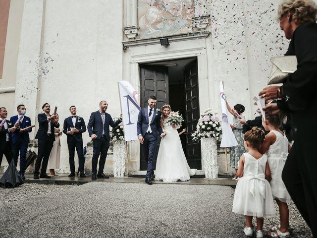Il matrimonio di Nicola e Silvia a Ponzano Veneto, Treviso 17