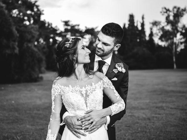 Il matrimonio di Nicola e Silvia a Ponzano Veneto, Treviso 33