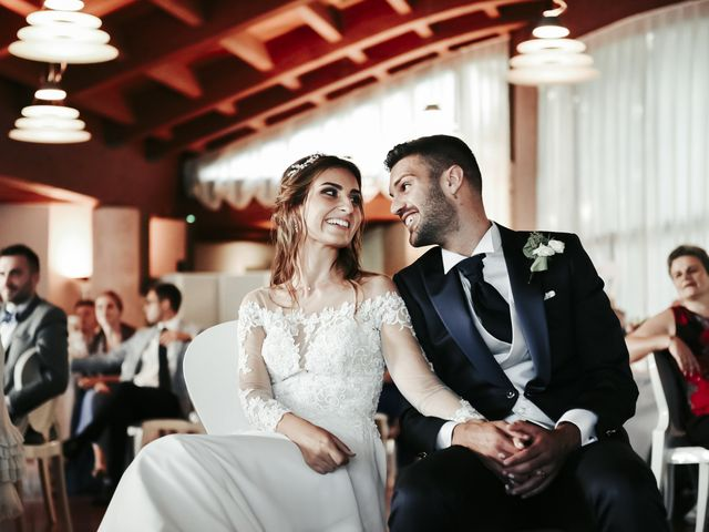 Il matrimonio di Nicola e Silvia a Ponzano Veneto, Treviso 38