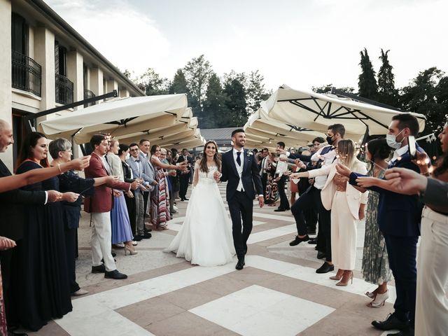 Il matrimonio di Nicola e Silvia a Ponzano Veneto, Treviso 39