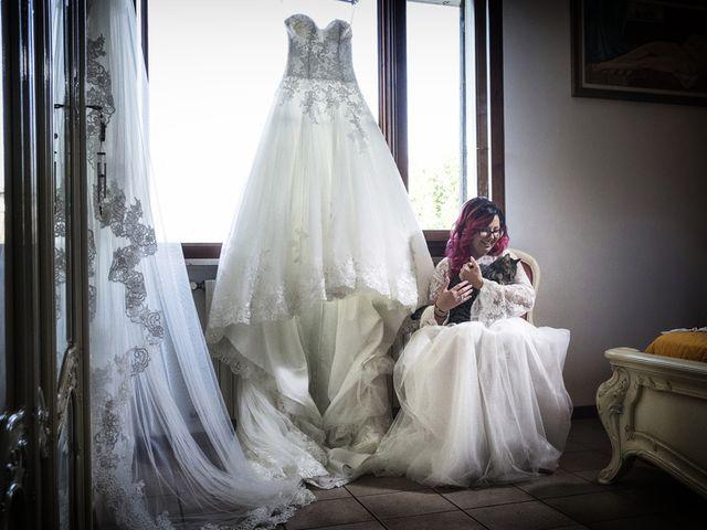 Il matrimonio di Luca e Gessica a Bedizzole, Brescia 13