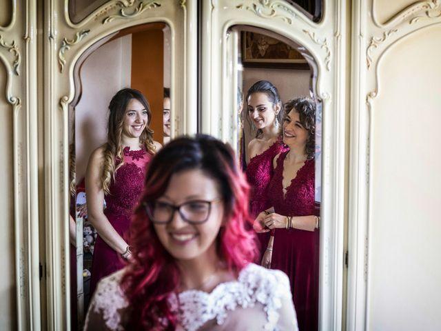 Il matrimonio di Luca e Gessica a Bedizzole, Brescia 20