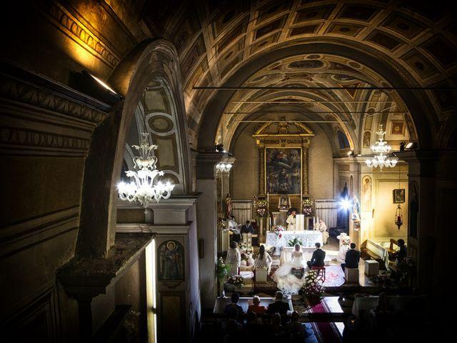 Il matrimonio di Luca e Gessica a Bedizzole, Brescia 34