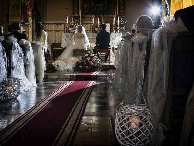 Il matrimonio di Luca e Gessica a Bedizzole, Brescia 35