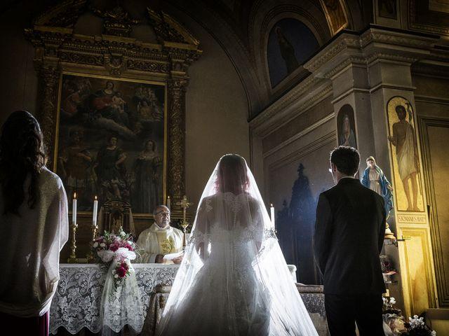 Il matrimonio di Luca e Gessica a Bedizzole, Brescia 36