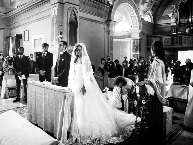 Il matrimonio di Luca e Gessica a Bedizzole, Brescia 37
