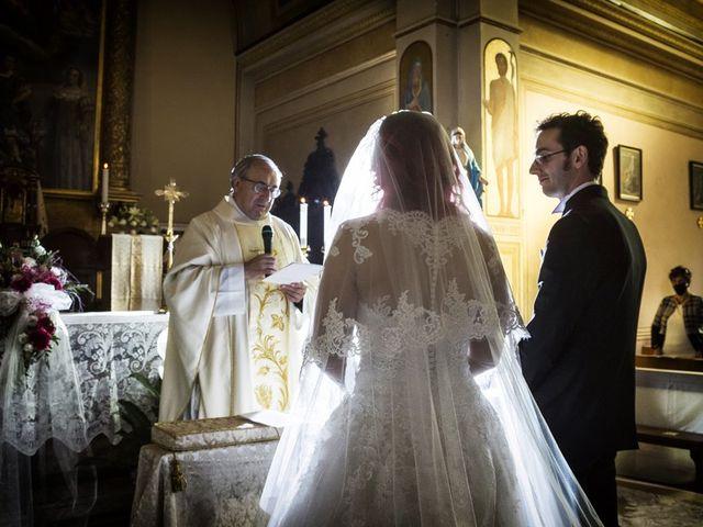 Il matrimonio di Luca e Gessica a Bedizzole, Brescia 40
