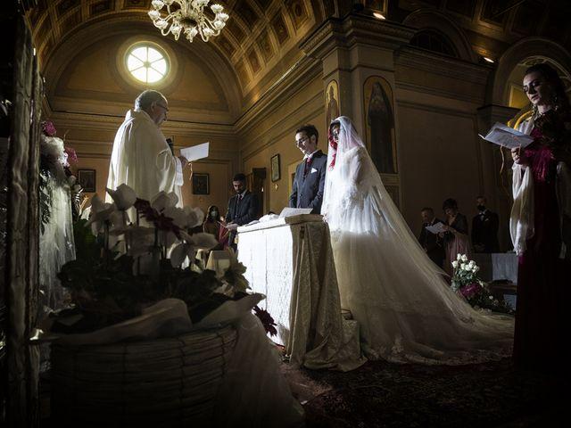 Il matrimonio di Luca e Gessica a Bedizzole, Brescia 41