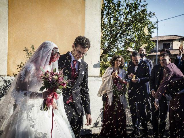 Il matrimonio di Luca e Gessica a Bedizzole, Brescia 45