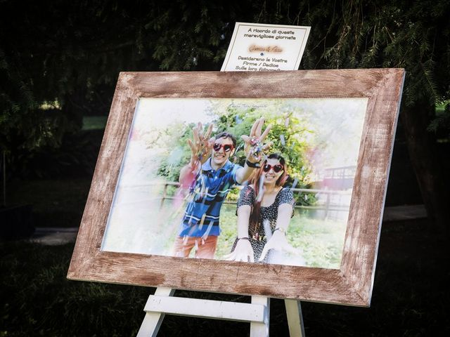 Il matrimonio di Luca e Gessica a Bedizzole, Brescia 48