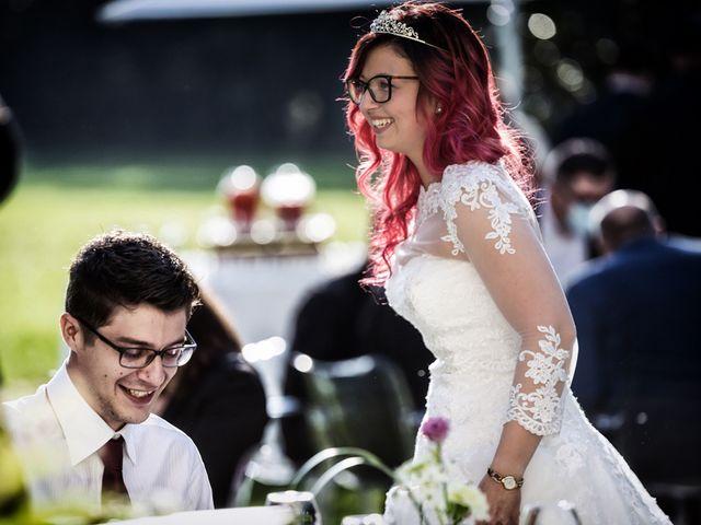 Il matrimonio di Luca e Gessica a Bedizzole, Brescia 53