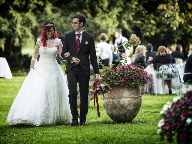 Il matrimonio di Luca e Gessica a Bedizzole, Brescia 54