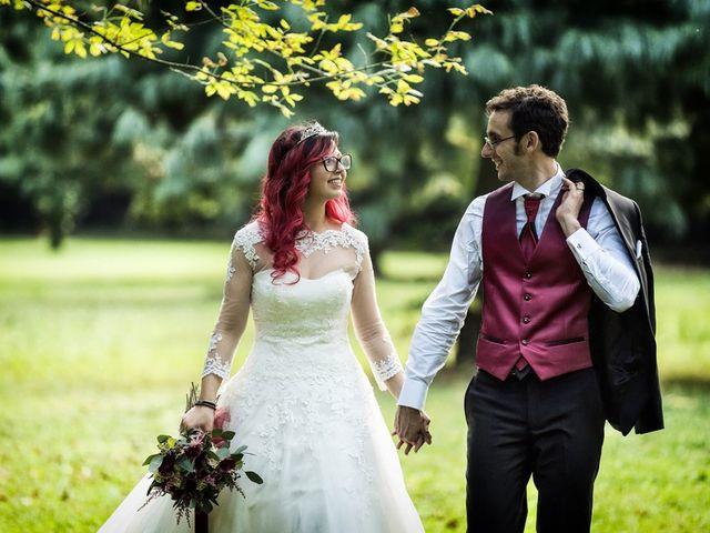 Il matrimonio di Luca e Gessica a Bedizzole, Brescia 57