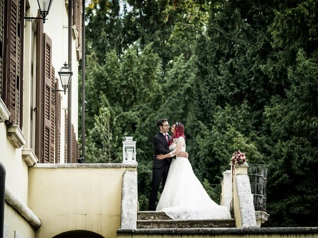 Il matrimonio di Luca e Gessica a Bedizzole, Brescia 59