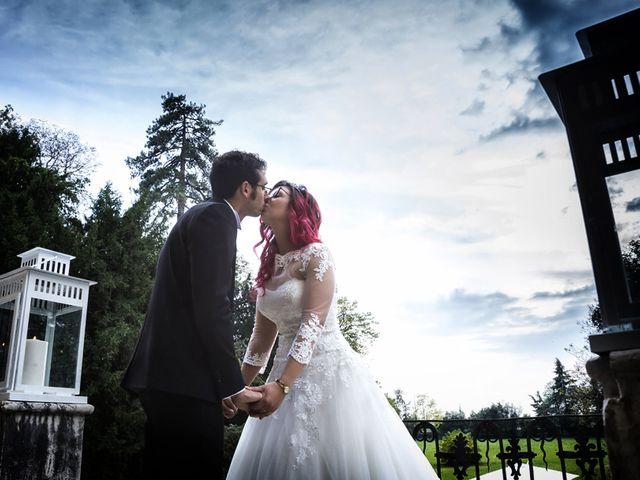 Il matrimonio di Luca e Gessica a Bedizzole, Brescia 60