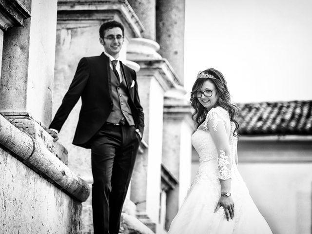 Il matrimonio di Luca e Gessica a Bedizzole, Brescia 63
