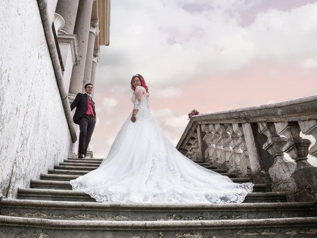 Le nozze di Gessica e Luca