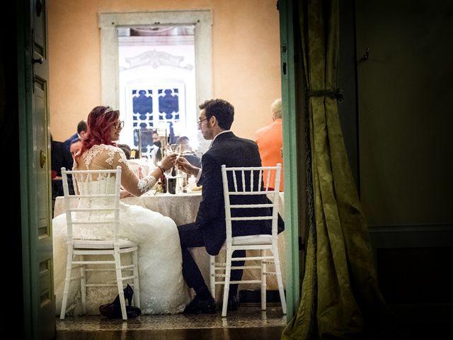 Il matrimonio di Luca e Gessica a Bedizzole, Brescia 69
