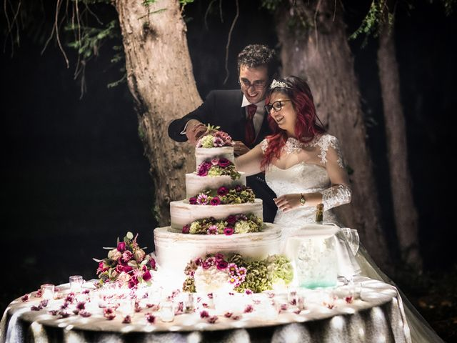 Il matrimonio di Luca e Gessica a Bedizzole, Brescia 71