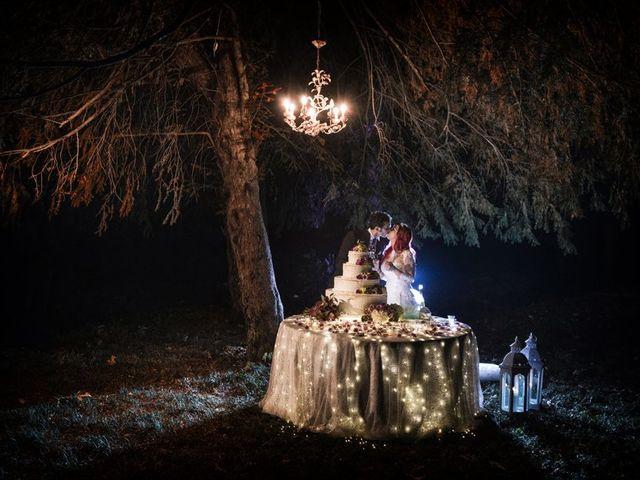 Il matrimonio di Luca e Gessica a Bedizzole, Brescia 72