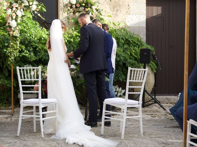 Le nozze di Mauro Rescio e Roberta Masnata