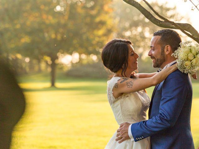 le nozze di Micaela e Gaetano