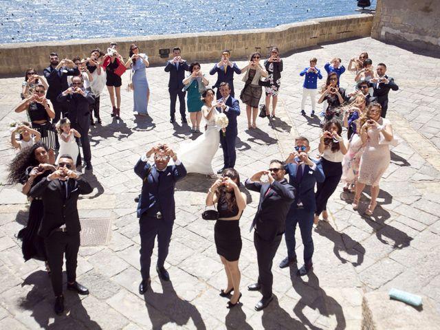 Il matrimonio di Diego e Maria Grazia a Napoli, Napoli 3
