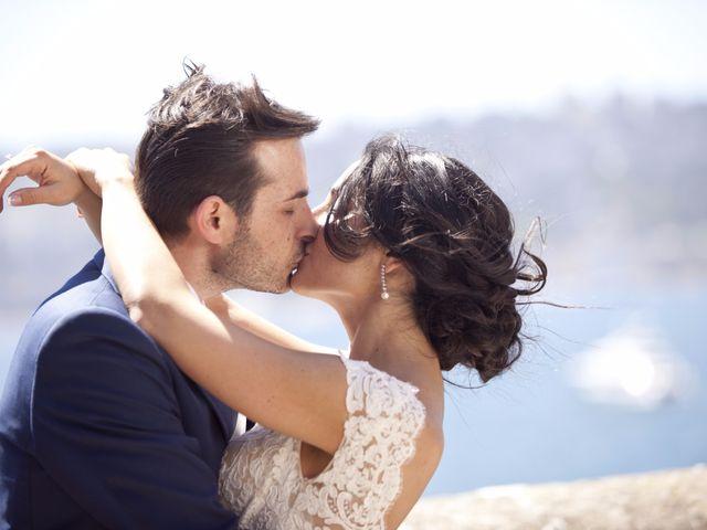 Il matrimonio di Diego e Maria Grazia a Napoli, Napoli 1