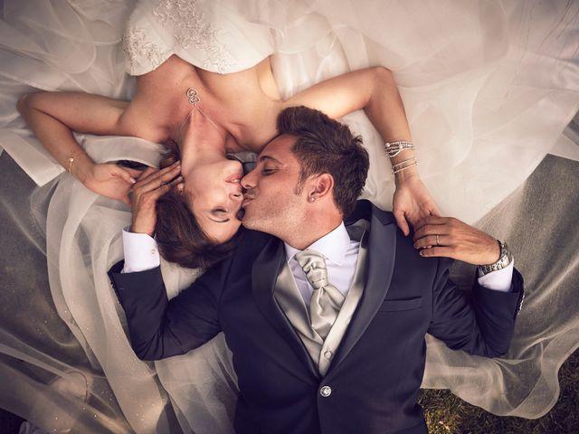 le nozze di Elisa e Enrico