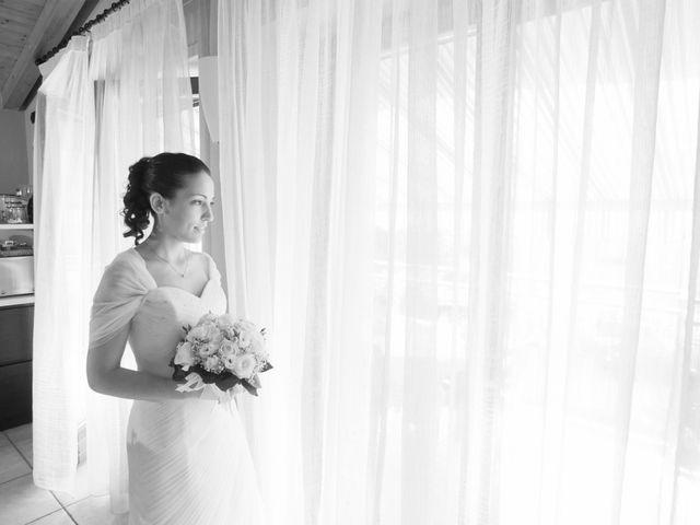 Il matrimonio di Mirko e Romina a Inverigo, Como 1