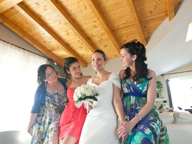Il matrimonio di Mirko e Romina a Inverigo, Como 2
