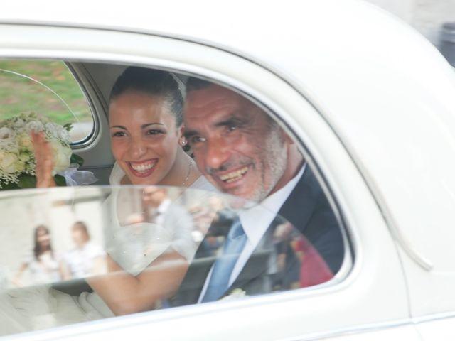 Il matrimonio di Mirko e Romina a Inverigo, Como 5
