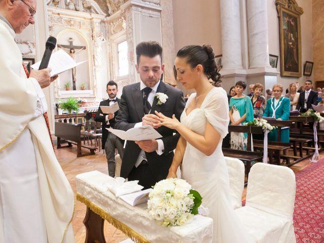Il matrimonio di Mirko e Romina a Inverigo, Como 10