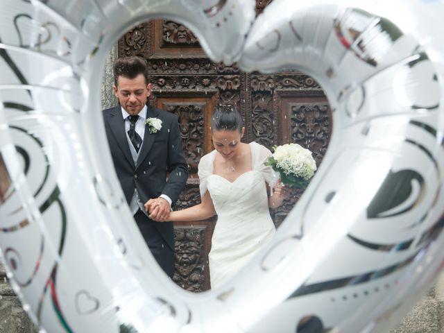 Il matrimonio di Mirko e Romina a Inverigo, Como 14