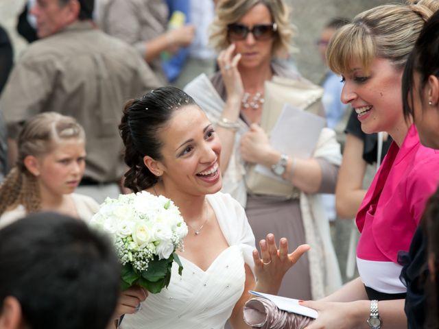 Il matrimonio di Mirko e Romina a Inverigo, Como 15