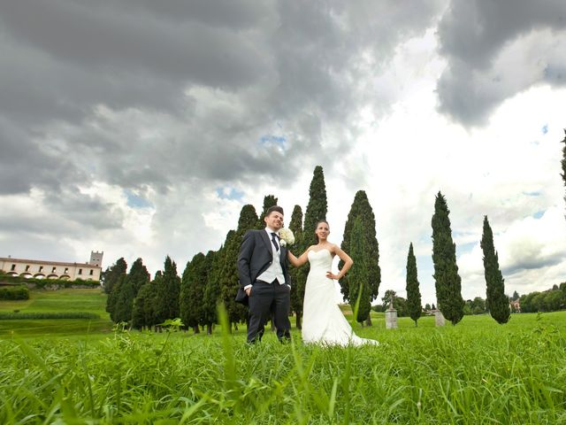 Il matrimonio di Mirko e Romina a Inverigo, Como 21