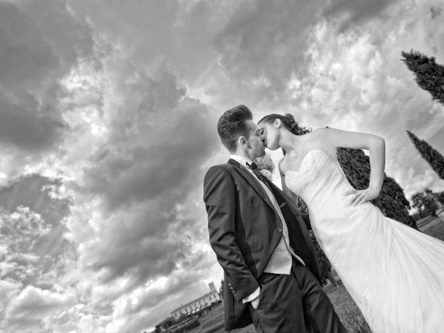 Il matrimonio di Mirko e Romina a Inverigo, Como 22