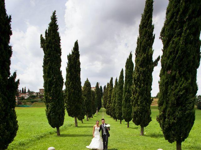 Il matrimonio di Mirko e Romina a Inverigo, Como 23