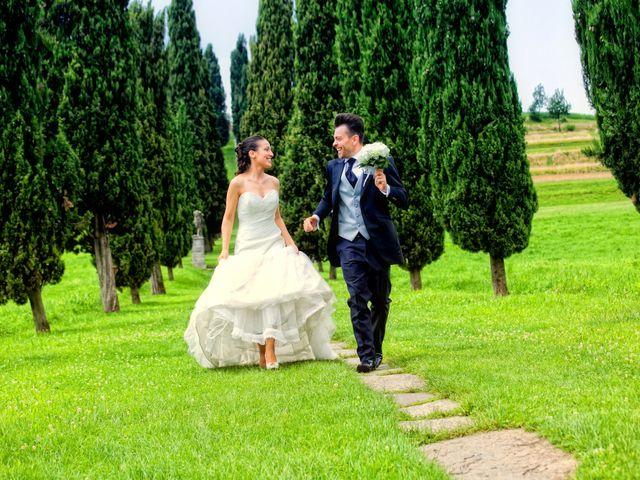 Il matrimonio di Mirko e Romina a Inverigo, Como 24