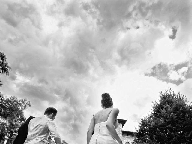 Il matrimonio di Mirko e Romina a Inverigo, Como 32