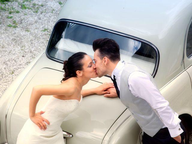 Il matrimonio di Mirko e Romina a Inverigo, Como 36