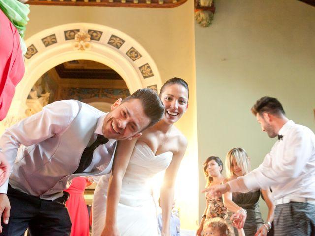 Il matrimonio di Mirko e Romina a Inverigo, Como 37