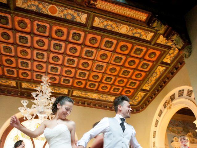 Il matrimonio di Mirko e Romina a Inverigo, Como 38