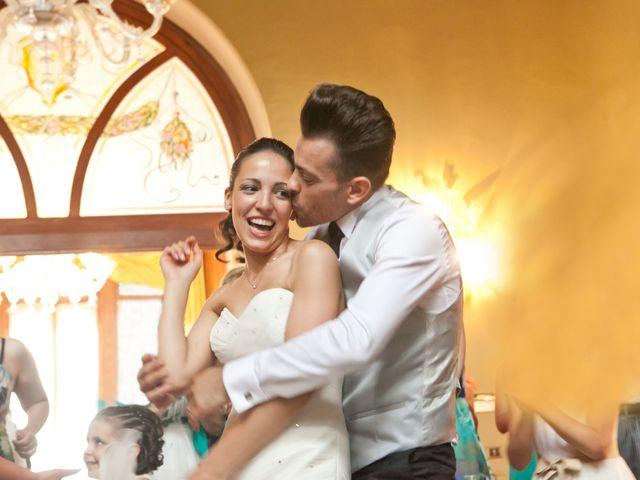 Il matrimonio di Mirko e Romina a Inverigo, Como 39