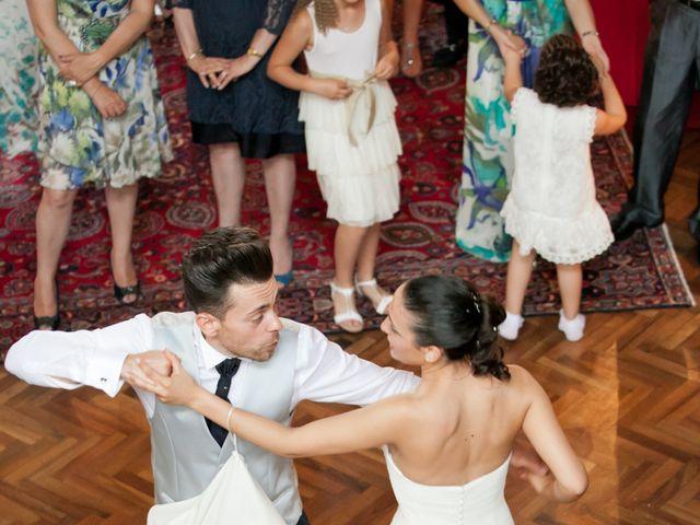 Il matrimonio di Mirko e Romina a Inverigo, Como 40