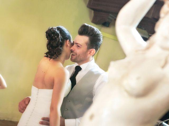 Il matrimonio di Mirko e Romina a Inverigo, Como 41