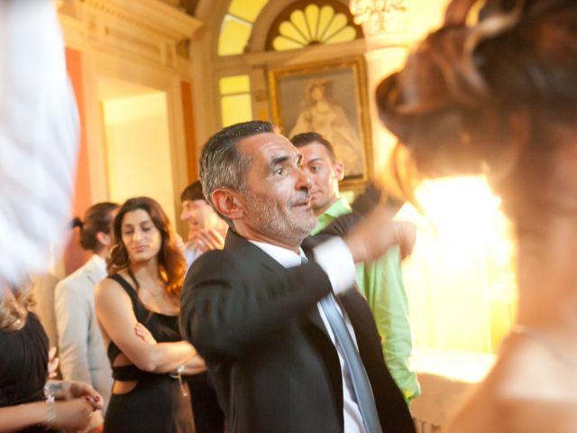 Il matrimonio di Mirko e Romina a Inverigo, Como 42